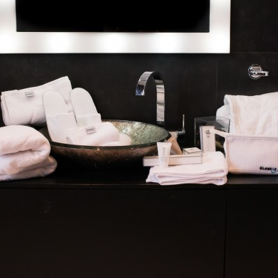 Complete bathlinen set