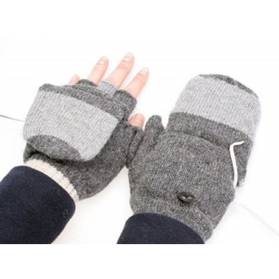 Heated USB Gadget Gloves